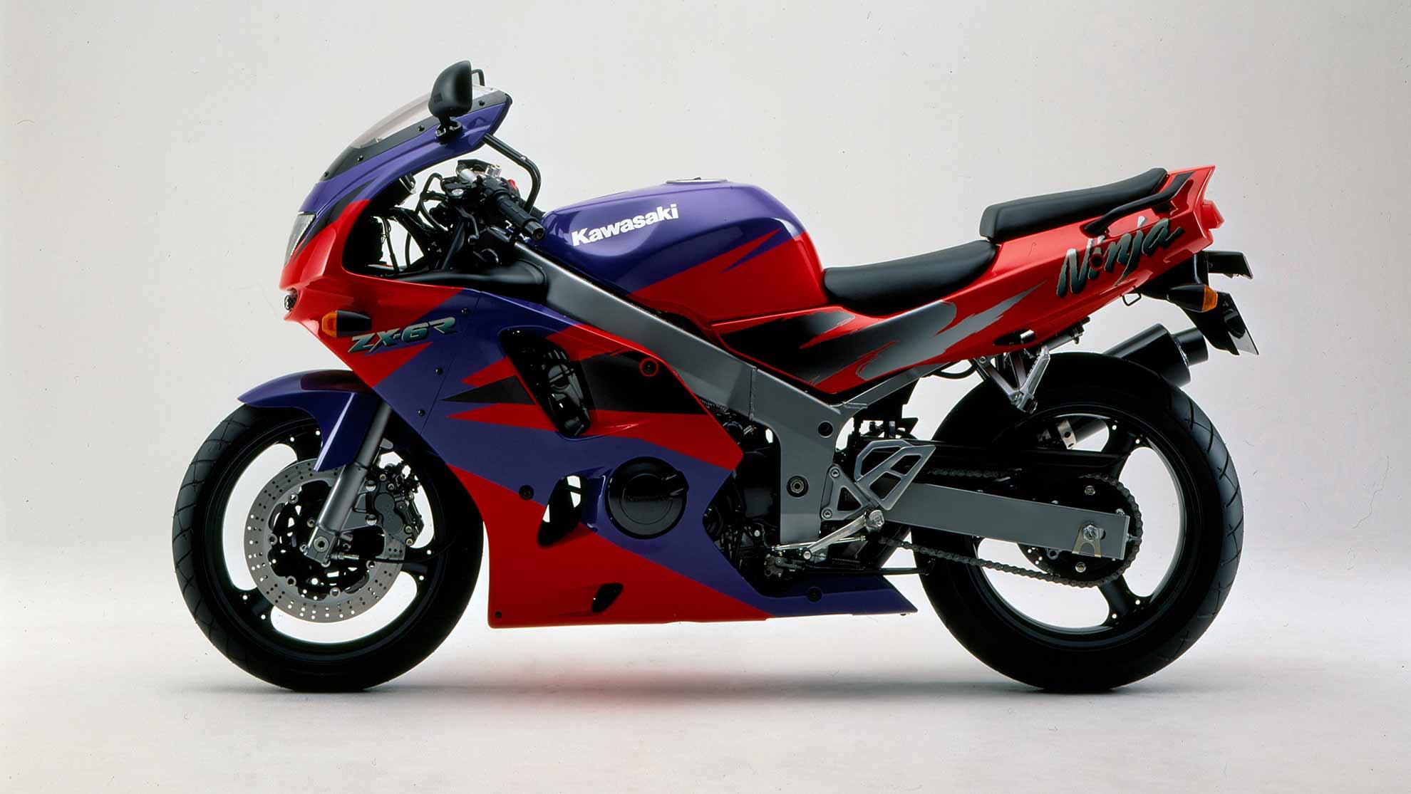 1995-k--Ninja-ZX-6R-9,5x12-cm-Dia-Standbild-1995